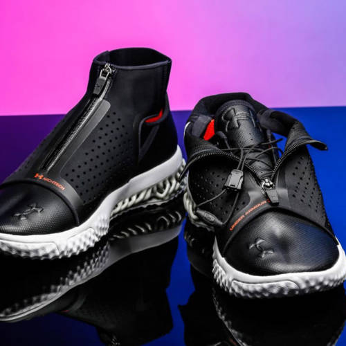 Under Armour ArchiTech Futurista: Zapatillas tecnológicas de principio a fin
