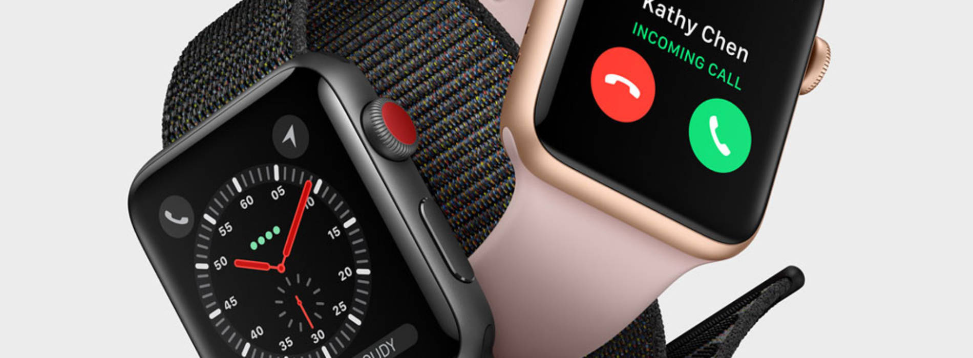 Apple Watch Series 3 y Apple TV 4K: Los otros lanzamientos