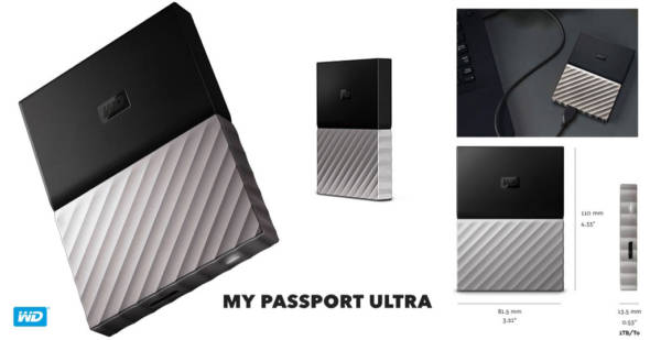 Concurso WD My Passport Ultra