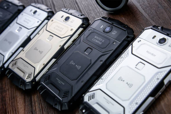 "Doogee S60 ""Special Game of Throne Edition"""