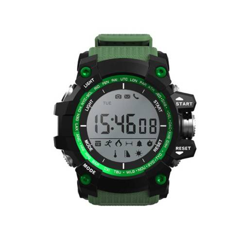 Leotec Mountain: Smartwatch para outdoor con pila que dura 1 año