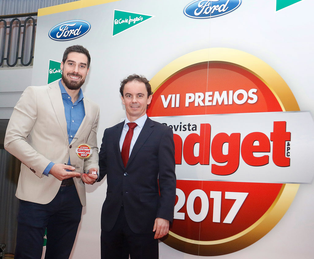 Premios Gadget 2017 - Wearable