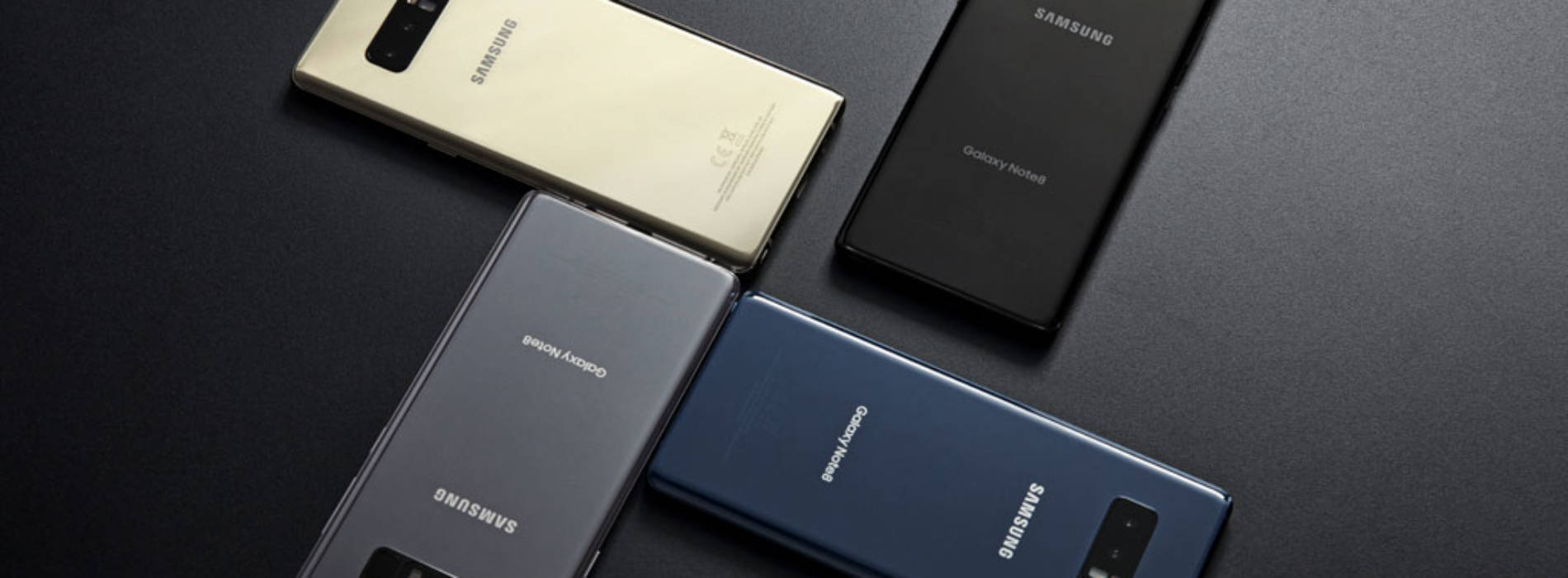 Samsung Galaxy Note8: Sus claves