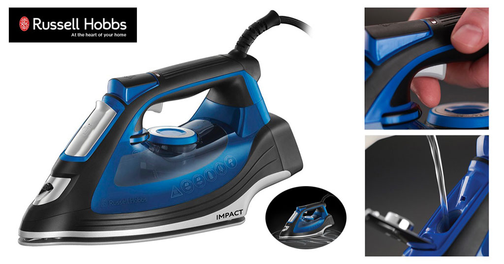 Concurso Russell Hobbs Impact Iron
