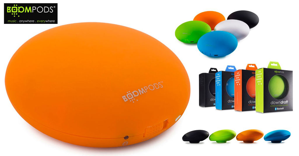 Concurso BoomPods Downdraft