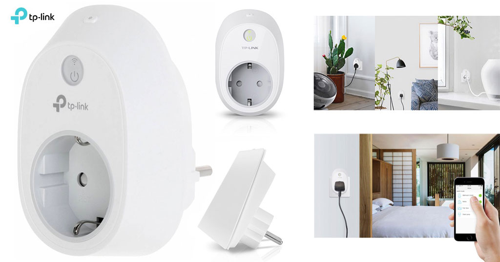 Concurso Enchufe inteligente TP-Link Smart WiFi Plug