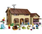 LEGO La Casa de The Simpsons
