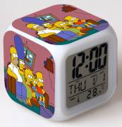 Simpsons Alarm Clock