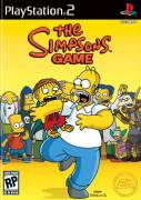 PS2 - The Simpsons Game