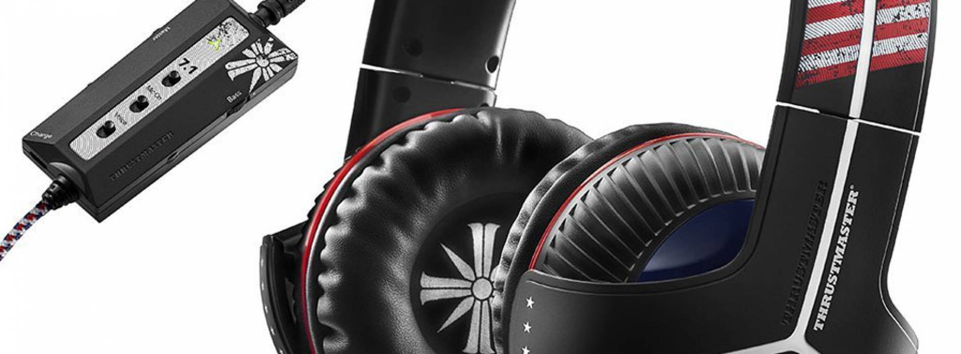 Concurso: Thrustmaster Y-350CPX Far Cry 5