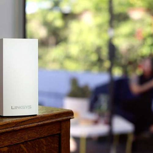 Optimiza el WiFi de tu casa con Linksys Velop Dual-Band