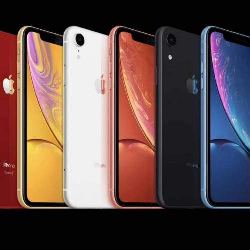 [VÍDEO] Unboxing del iPhone XR… ¡a todo color!