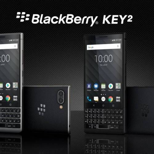 [VÍDEO] BlackBerry KEY2: así es en directo