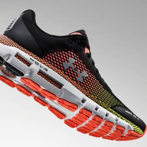 HOVR Infinite, las zapatillas de running de Under Armour