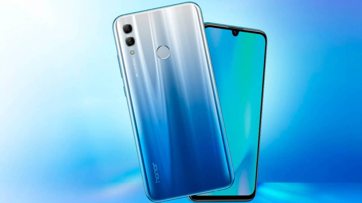 Honor 10 Lite review en español