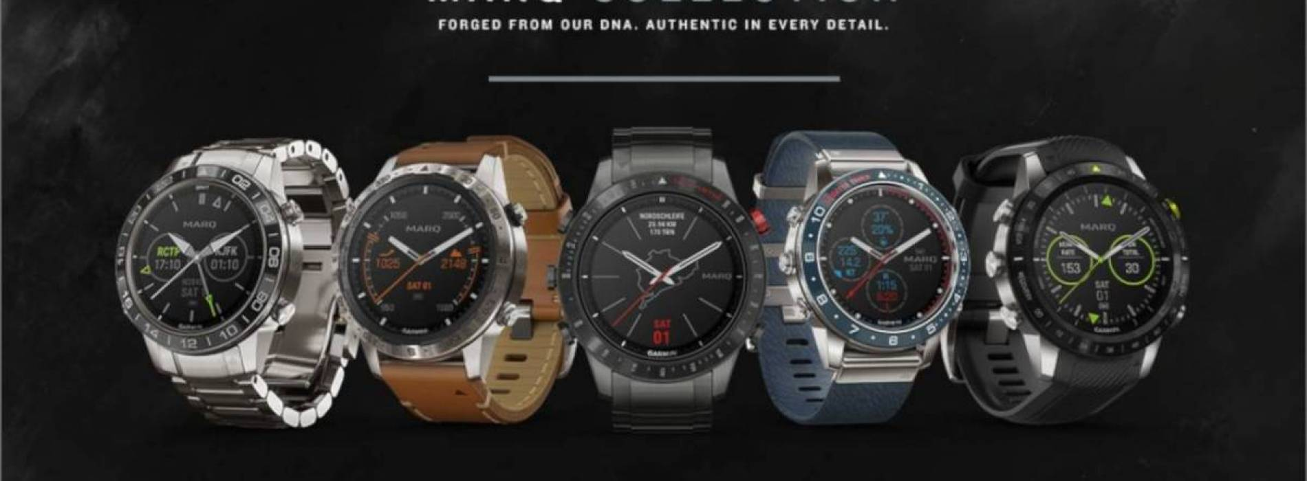 Conoce la gama de relojes MARQ Collection de Garmin