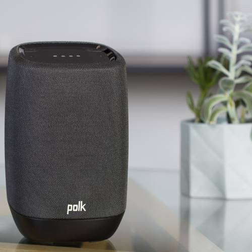 Polk Assist, el altavoz inteligente en tamaño mini