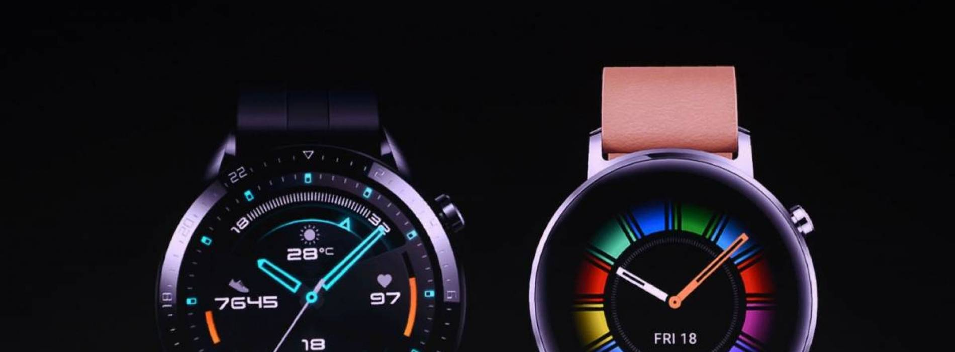 Huawei Watch GT 2: experiencia fitness más potente